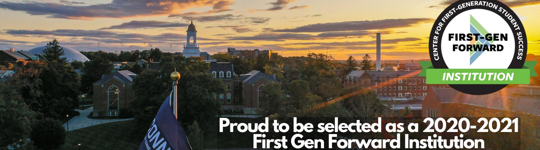 First Gen Forward